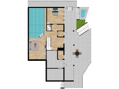 Inviso #278225 / FloorPlan #74071 - Inviso #278225 / FloorPlan #74071 made with Floorplanner