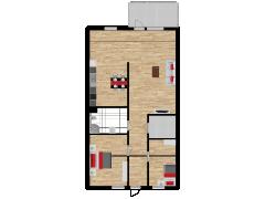 Inviso #279413 / FloorPlan #76199 - Inviso #279413 / FloorPlan #76199 made with Floorplanner