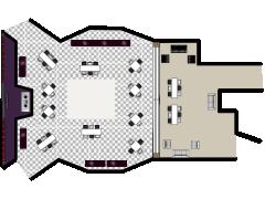 Desjardins - grévin - Desjardins - grévin made with Floorplanner