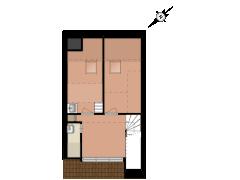 8521 - DERUITER - Graaf Hendriklaan 27 - Amersfoort - 8521 - DERUITER - Graaf Hendriklaan 27 - Amersfoort made with Floorplanner