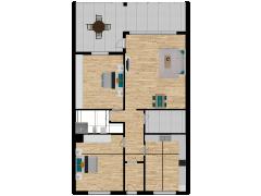 Inviso #278986 / FloorPlan #76389 - Inviso #278986 / FloorPlan #76389 made with Floorplanner