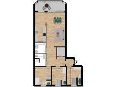 Inviso #275498 / FloorPlan #76393 - Inviso #275498 / FloorPlan #76393 made with Floorplanner