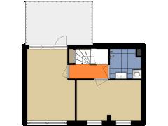 5026 - REMAX - Nienke van Hichtumstraat 36 - Amsterdam - 5026 - REMAX - Nienke van Hichtumstraat 36 - Amsterdam made with Floorplanner