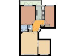 29855 - PUUR-A - Grianestraat 16 - Amsterdam - 29855 - PUUR-A - Grianestraat 16 - Amsterdam made with Floorplanner