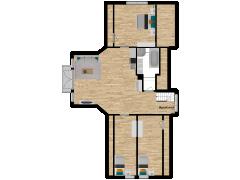 Inviso #276746 / FloorPlan #76429 - Inviso #276746 / FloorPlan #76429 made with Floorplanner