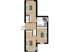 Inviso #273189 / FloorPlan #76506 - Inviso #273189 / FloorPlan #76506 made with Floorplanner