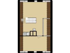 Munterkamp 1 - Munterkamp 1 made with Floorplanner