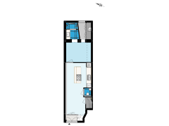 1224 - MTH - Da Costastraat 119 - Amsterdam - 1224 - MTH - Da Costastraat 119 - Amsterdam made with Floorplanner