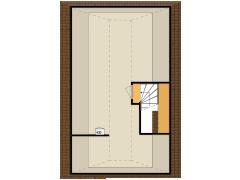 29886 - KLOMP - Merelweg 9A - Mill - 29886 - KLOMP - Merelweg 9A - Mill made with Floorplanner