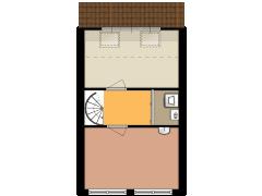 29915 - Vuurtoren - Blauwschildershof 38 - Weesp - 29915 - Vuurtoren - Blauwschildershof 38 - Weesp made with Floorplanner