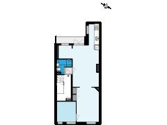 1222 - GRAAFGROOT - Maritzstraat 24 - Amsterdam - 1222 - GRAAFGROOT - Maritzstraat 24 - Amsterdam made with Floorplanner