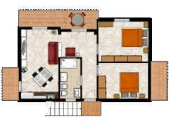 Ceriale_Villino_CRV1250 - Ceriale_Villino_CRV1250 made with Floorplanner