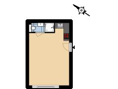 8540 - LUDENH-UTR - Hasebroekstraat 21 G - Utrecht - 8540 - LUDENH-UTR - Hasebroekstraat 21 G - Utrecht made with Floorplanner