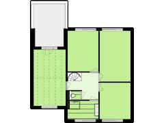 29861 - 4LINDEN-ALM - Libelleplantsoen 3 - Almere - 29861 - 4LINDEN-ALM - Libelleplantsoen 3 - Almere made with Floorplanner
