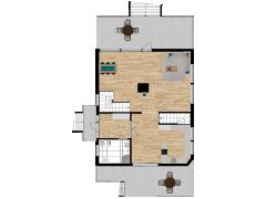Inviso #281746 / FloorPlan #76881 - Inviso #281746 / FloorPlan #76881 made with Floorplanner