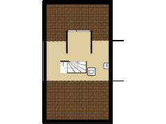 Kerklaan 45 - Kerklaan 45 made with Floorplanner