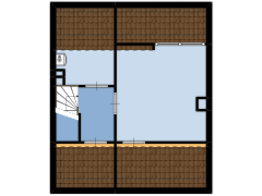 Klarinetstraat 43 - Klarinetstraat 43 made with Floorplanner