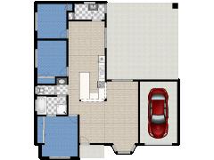 114 Pine Creek Circuit, St Clair - 114 Pine Creek Circuit, St Clair made with Floorplanner