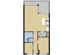 De Gaard 76 - De Gaard 76 made with Floorplanner
