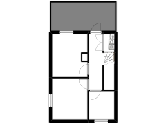 Bosgaai 14 - Bosgaai 14 made with Floorplanner