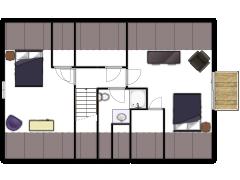 218 White Oak - 218 White Oak made with Floorplanner