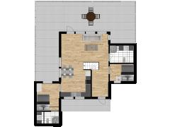 Inviso #281326 / FloorPlan #77119 - Inviso #281326 / FloorPlan #77119 made with Floorplanner