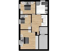 Inviso #281370 / FloorPlan #76987 - Inviso #281370 / FloorPlan #76987 made with Floorplanner
