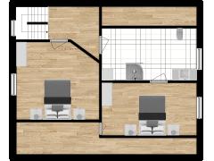 Inviso #281242 / FloorPlan #77116 - Inviso #281242 / FloorPlan #77116 made with Floorplanner