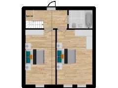 Inviso #281674 / FloorPlan #77126 - Inviso #281674 / FloorPlan #77126 made with Floorplanner