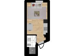 Inviso #279774 / FloorPlan #77097 - Inviso #279774 / FloorPlan #77097 made with Floorplanner