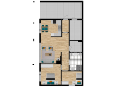 Inviso #284741 / FloorPlan #79874 - Inviso #284741 / FloorPlan #79874 made with Floorplanner