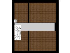 Laarderweg 208, Bussum - Laarderweg 208, Bussum made with Floorplanner