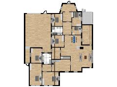 Inviso #280220 / FloorPlan #80070 - Inviso #280220 / FloorPlan #80070 made with Floorplanner