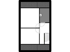 De Dassenboarch 14 - De Dassenboarch 14 made with Floorplanner