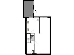 De Muonts 15 - De Muonts 15 made with Floorplanner