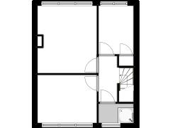 Willem Westrastrjitte 4 - Willem Westrastrjitte 4 made with Floorplanner