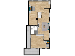 Inviso #285147 / FloorPlan #80092 - Inviso #285147 / FloorPlan #80092 made with Floorplanner