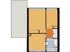 mooif-Laarwo44 - mooif-Laarwo44 made with Floorplanner