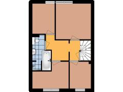 31173 - VHOOG - Binnenhof 22 - Roden - 31173 - VHOOG - Binnenhof 22 - Roden made with Floorplanner