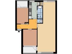 31193 - REGMAK - Thorbeckestraat 542 - Wageningen - 31193 - REGMAK - Thorbeckestraat 542 - Wageningen made with Floorplanner