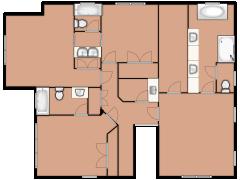 7021 North Overhill Avenue - 7021 North Overhill Avenue made with Floorplanner