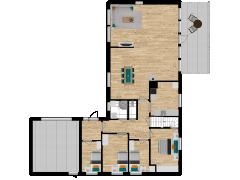 Inviso #288828 / FloorPlan #82194 - Inviso #288828 / FloorPlan #82194 made with Floorplanner