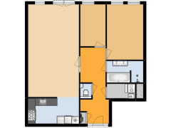Camperstraat 22-A, Amsterdam - Camperstraat 22-A, Amsterdam made with Floorplanner