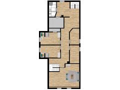 Inviso #287250 / FloorPlan #82258 - Inviso #287250 / FloorPlan #82258 made with Floorplanner