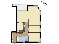 9020 - KEIZER-NGN - Kafmolenweide 30 - Nieuwegein - 9020 - KEIZER-NGN - Kafmolenweide 30 - Nieuwegein made with Floorplanner