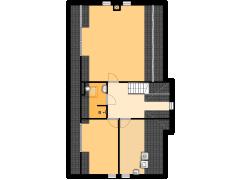 Bataaf 21 te Elst - Bataaf 21 te Elst made with Floorplanner