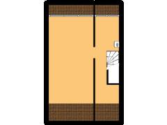 Melde 1 JOOST Makelaars - Melde 1 JOOST Makelaars made with Floorplanner