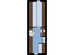 Buitenhof 25 - Buitenhof 25 made with Floorplanner