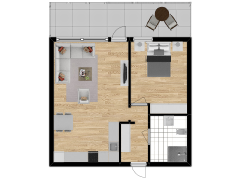 Inviso #292406 / FloorPlan #84764 - Inviso #292406 / FloorPlan #84764 made with Floorplanner