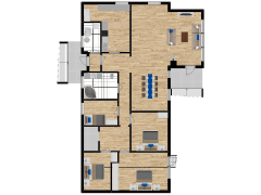 Inviso #291914 / FloorPlan #84753 - Inviso #291914 / FloorPlan #84753 made with Floorplanner